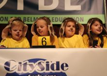 2016 Spelling Bee Yellow Spelling Puppies