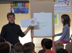 Peter Reynolds at Burbank