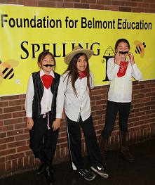 Spellers getting ready